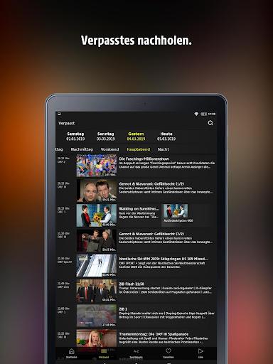 ORF TVthek: Video on demand android2mod screenshots 8