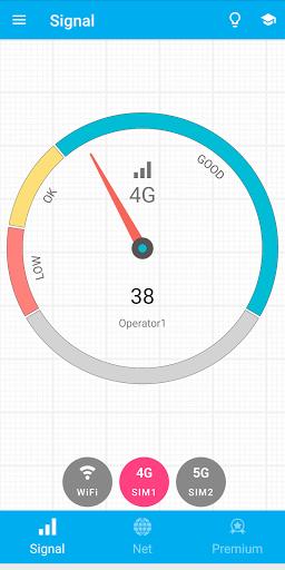 Download APK: Signal Strength v24.1.4 [Premium] [Mod Extra]