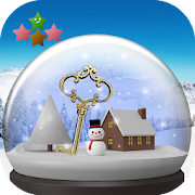 Room Escape Game : Snow globe and Snowscape