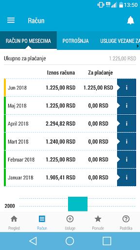 Moj Telenor 1.24 Screenshots 4