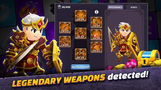 AFK Dungeon : Idle Action RPG 1.0.29 3
