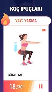 Yağ Yakıcı Egzersizler – Kilo Verme Egzersizleri 4
