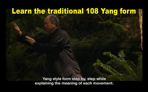 Yang Tai Chi for Beginners 2&3 by Dr. Yang Mod Apk (Full Unlocked) 10
