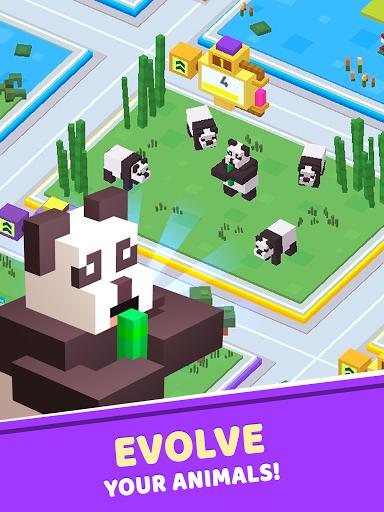 Idle Star Zoo: Universe Animals Merge Tycoon  screenshots 2