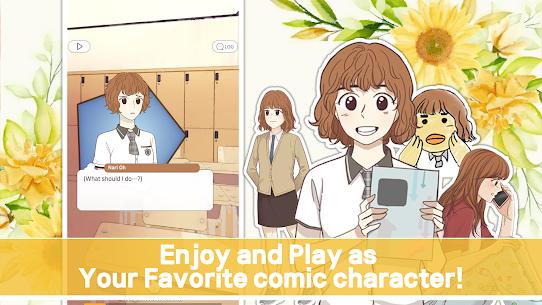Odd Girl Out Interactive Visual Novel Game K-Toon Mod Apk 0.2.7434 2