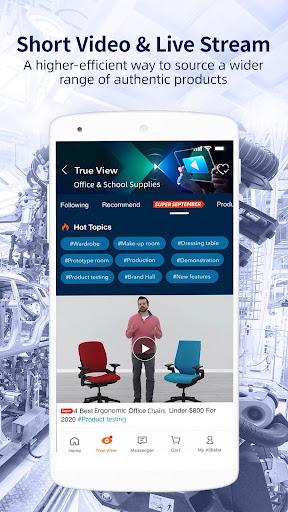Download Alibaba.com - Leading online B2B Trade Marketplace mod apk