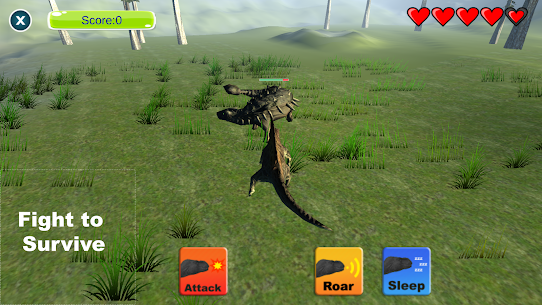 Dinosaur Sim  Apps For Pc | Download And Install (Windows 7, 8, 10, Mac) 2
