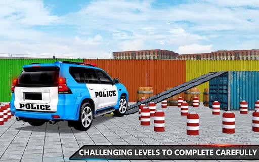 gt jeep impossible cascade parking 3D  captures d'écran 2