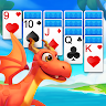 Solitaire Dragons game apk icon