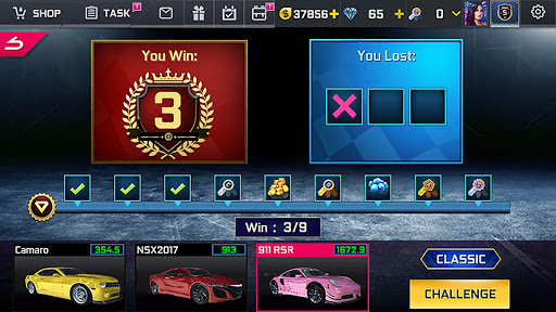 Street Racing HD 5.9.4 screenshots 9