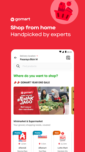 Gojek - Ojek Taxi Booking, Delivery and Payment android2mod screenshots 6