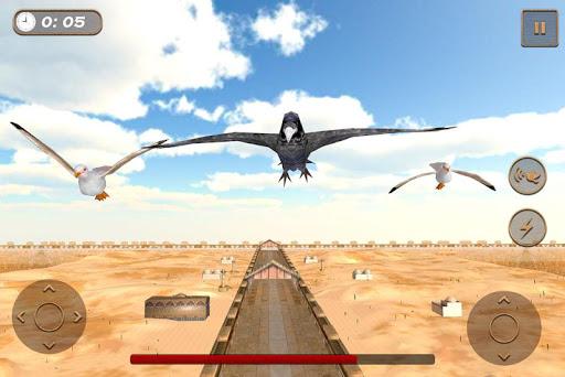 Bird Racing Simulator: Eagle Race Game apkdebit screenshots 4