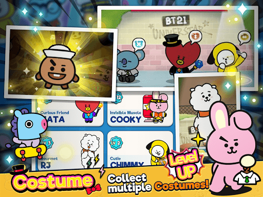 BT21 POP STAR modavailable screenshots 9