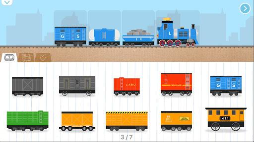 Labo Brick Train Build Game 4 Kids, Toodlers, Baby 1.7.346 Screenshots 6