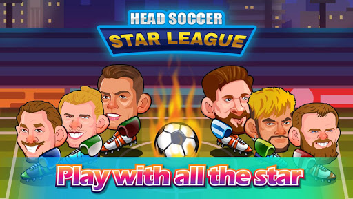 Head Soccer - Star League 1.1 screenshots 1
