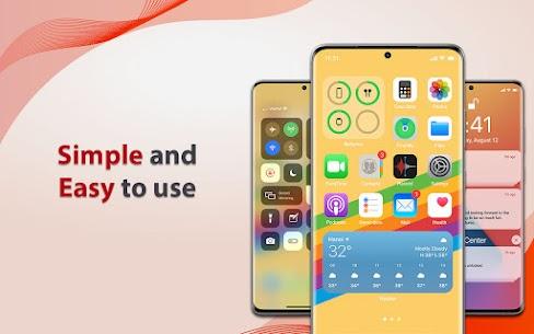 Launcher iPhone MOD APK (VIP Unlocked) Download 8