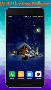 3d Merry Christmas wallpaper 🎅🎄 1.0.3 Mod APK Download 3