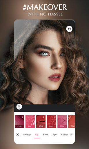Meitu u2013 Beauty Cam, Easy Photo Editor  screenshots 5
