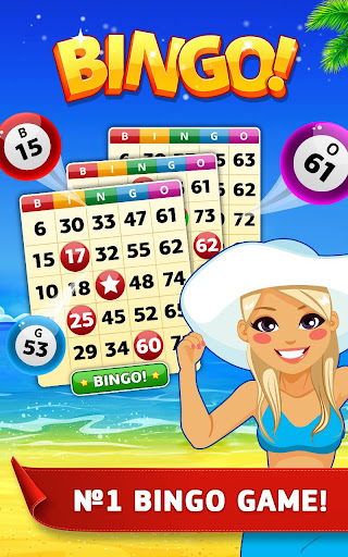Tropical Beach Bingo World 8.2.0 screenshots 1