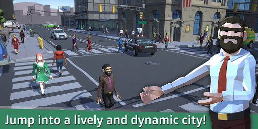 Sandbox City - Cars, Zombies, Ragdolls! apkslow screenshots 7