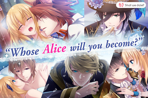 Code Triche Lost Alice - otome game/dating sim #shall we date (Astuce) APK MOD screenshots 1