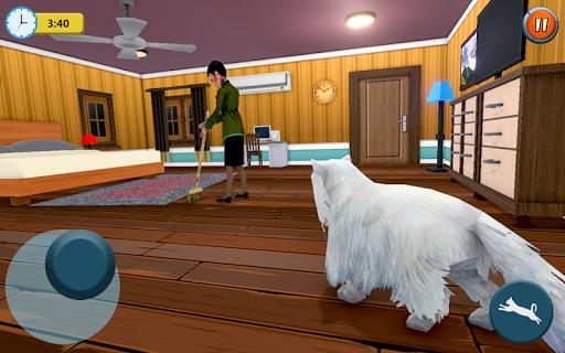 CAT & MAID: VIRTUAL CAT SIMULATOR KITTEN GAME screenshots 6