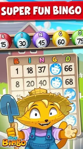Bingo by Alisa - Free Live Multiplayer Bingo Games 1.25.20 Screenshots 1
