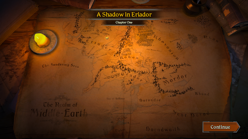 The Lord of the Rings: Journeys in Middle-earth  Screenshots 10