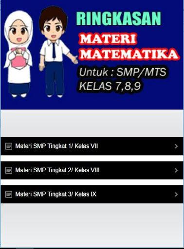 Rumus Matematika Smp App Store Data Revenue Download Estimates On Play Store