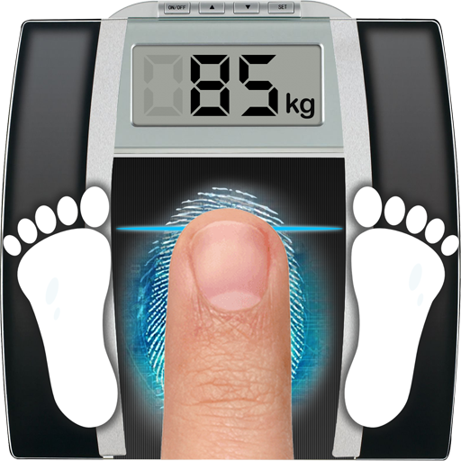 Weight Finger Scanner Prank