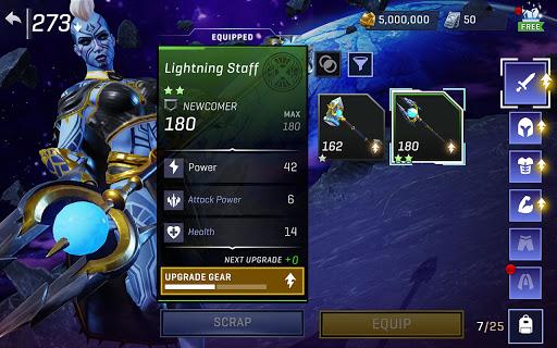 MARVEL Realm of Champions  screenshots 7