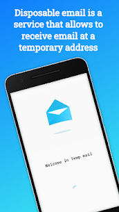 Temp Mail – Free  Temporary disposable TempMail 3