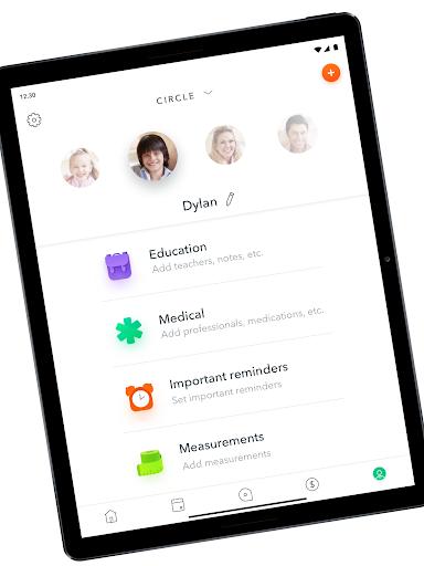 AppClose - co-parenting app  Screenshots 12