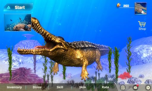 Sarcosuchus Simulator screenshots 1