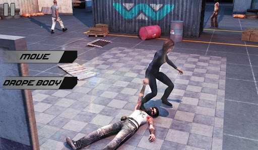 agent kim 007 - stealth game screenshot 3