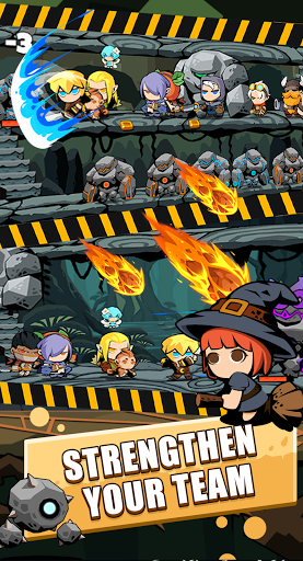 Tap Dungeon Hero:Idle Infinity RPG Game 1.2.5 screenshots 4