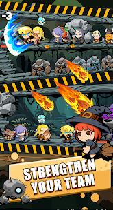Tap Dungeon Hero MOD APK (All Unlocked) 4