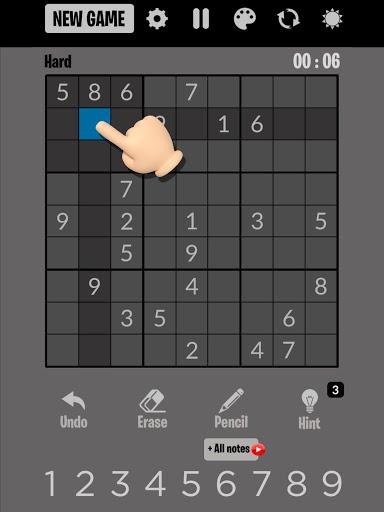Sudoku 2021 2.4 screenshots 10