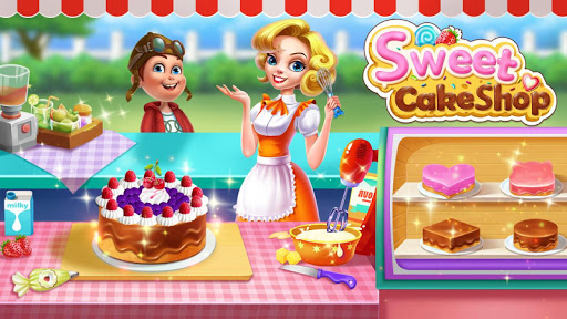 ud83cudf70ud83dudc9bSweet Cake Shop - Cooking & Bakery  screenshots 1
