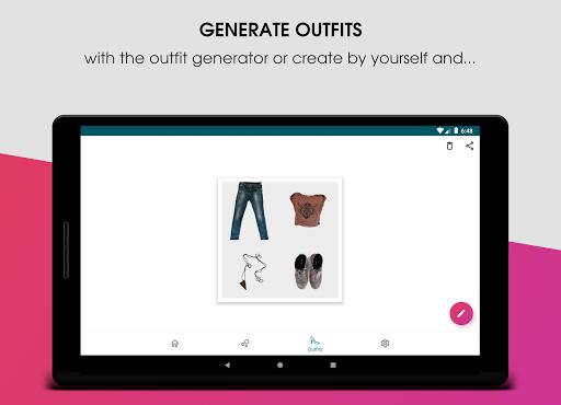 Mind Dress: Build your minimalist capsule wardrobe  screenshots 10