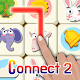 Connect2 HD -free mahjong game Apk