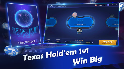 APG-Texas Holdem Poker Game android2mod screenshots 3