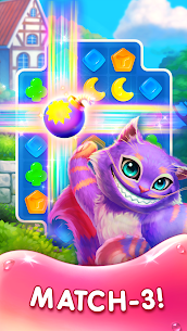 WonderMatch-Fun Match-3 Game free 3 in a row story 2.8.1 Apk + Mod 1
