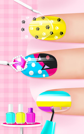 Nail Salon - Girls Nail Design 1.2 Screenshots 7