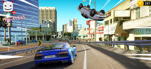 Racing Madness - Real Car Game screenshots 9