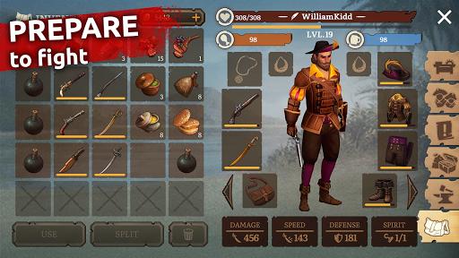 Mutiny: Pirate Survival RPG apktram screenshots 5