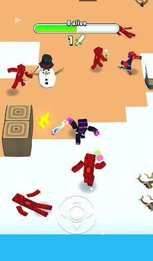 Hunter.io - Craftsman Battle Royale apktram screenshots 3