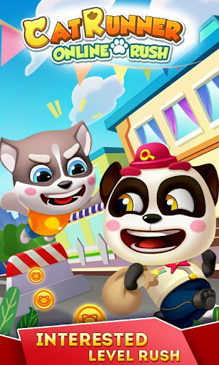 Code Triche Cat Runner: Decorate Home (Astuce) APK MOD screenshots 5