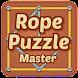 新しい脳パズルゲーム2021:ロープラインパズルアート - Androidアプリ