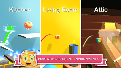 Jelly in Jar 3D - Tap & Jump Survival game 0.0.45 screenshots 9
